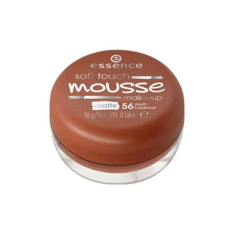 Essence soft touch Mousse make up – No.:56