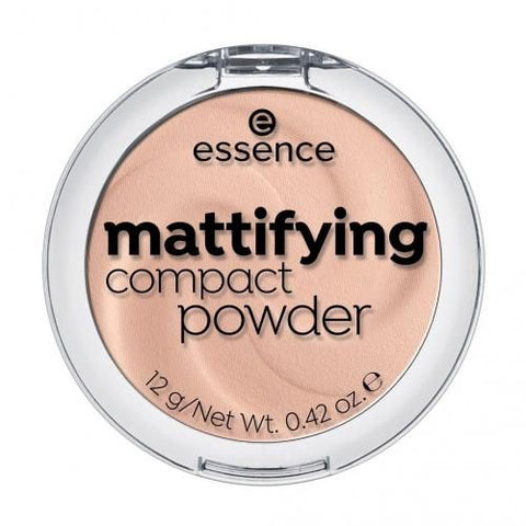 Essence Mattifying Compact Powder - 11 Pastel beige - 12g