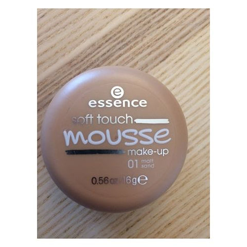 Essence Matt Mousse – Sand No.:01