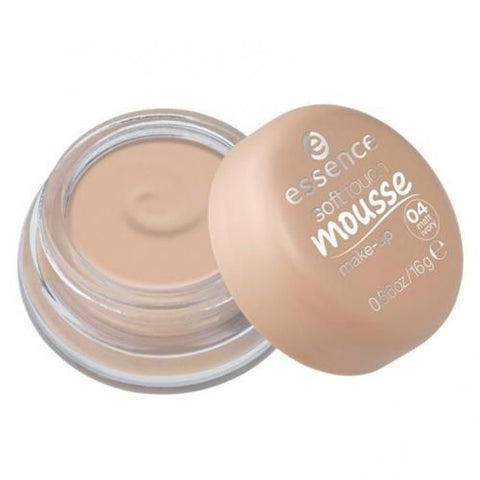 Essence Soft Touch Mousse - Make-Up - 04 Matt Ivory - 16g