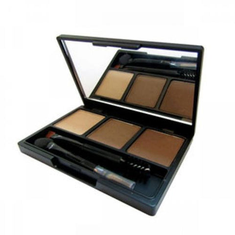Amanda Professional Brow Kit 3 Shades - No.: 2
