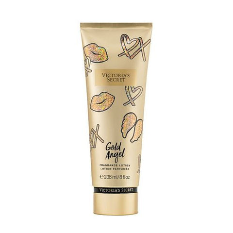 Victoria's Secret Gold Angel Fragrance Lotion - For Women - 236ml