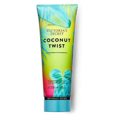 Victoria's Secret Coconut Twist Fragrance Lotion - For Women - 236ml