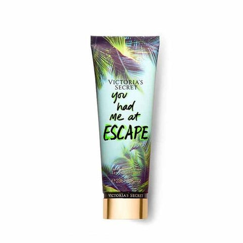Victoria's Secret You Had Me At Escape Fragrance Lotion - For Women - 236ml