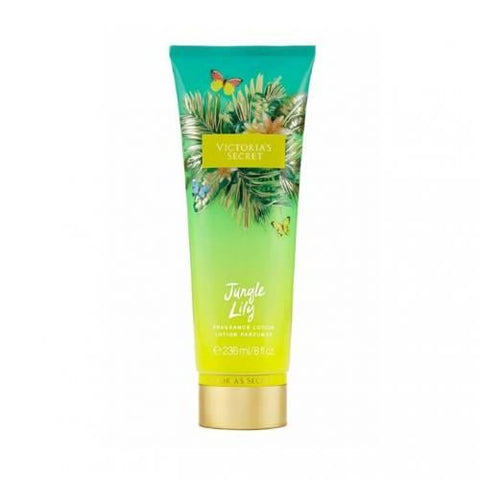 Victoria's Secret Jungle Lily Fragrance Lotion - For Women - 236ml