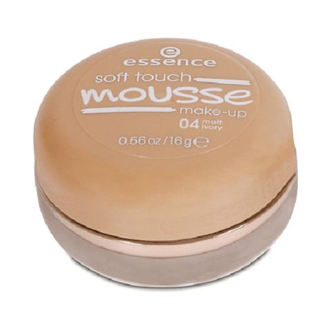 Essence Mousse Matt Ivory – No.:04