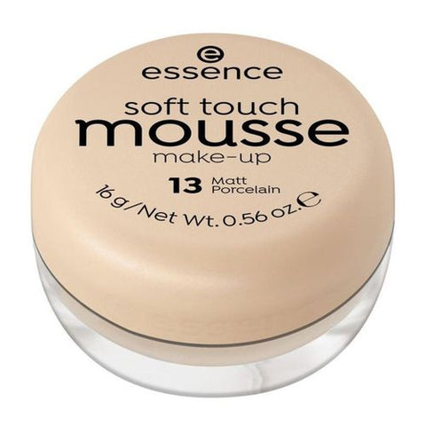 Essence Soft Touch Mousse Foundation - 13 Matt Porcelain - 16g