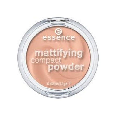 Essence Mattifying Compact Powder - No.:02 Soft Beige