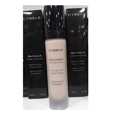 Cybele Outwear Long Lasting Foundation - Ivory, 01