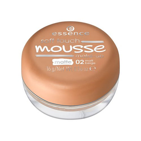 Essence Matt Mousse – Beige No.:02