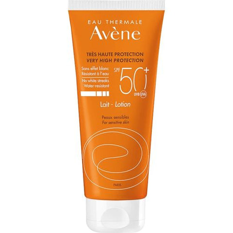 Avene SPF 50+ Lait-Lotion 100 ML