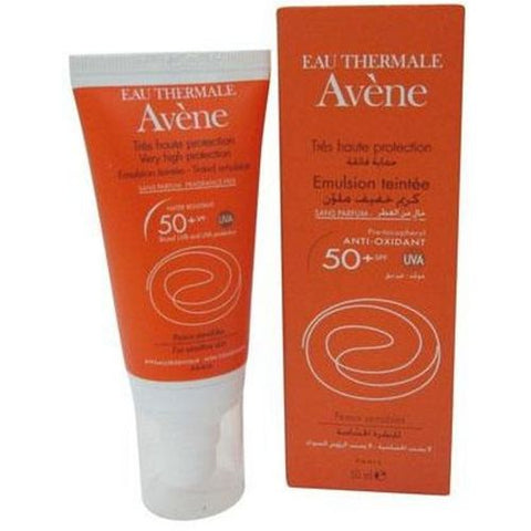 Avene Very High Protection Tinted Emulsion - SPF50+ - 50 ml