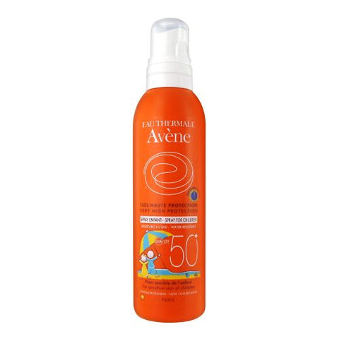 Avene Very High Protection Spray For Children - Spf50 + - 200 ml