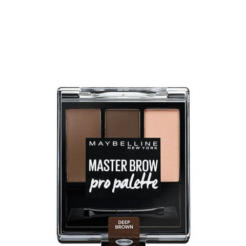Maybelline New York Master Brow Pro Palette - Deep Brown