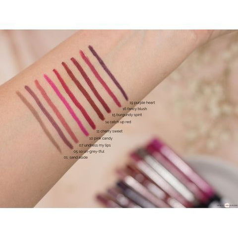 Essence Draw The Line Lipliner - 12 Head To-Ma-Toes