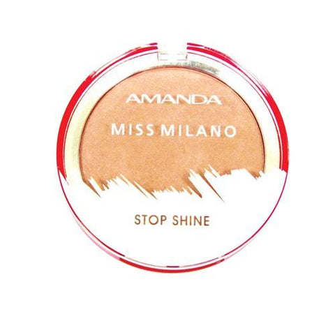 Amanda Stop Shine Powder - No.04