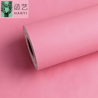 10m * 60cm wallpaper self-adhesive student decoration stickers living room bedroom dining room furniture renovation stickers