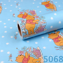 Load image into Gallery viewer, Waterproof PVC self-adhesive wallpaper wallpaper living room children bedroom bedroom wall stickers cartoon decorative stickers