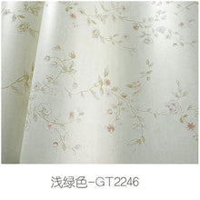 Load image into Gallery viewer, Non-woven wallpaper modern European Korean garden wallpapers small flower bedroom living room simple wedding room wall wallpaper