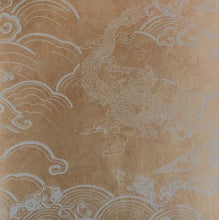 Load image into Gallery viewer, Tea House China Dragon Wallpapers TV Background Wall Paper Non-woven Wallpaper Chinese Antique Porch Study Foyer Living bedroom