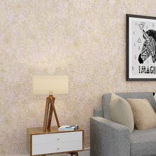 Load image into Gallery viewer, Seamless plain color imitation diatom mud texture living room study room wallpaper TV Sofa background non-woven wall covering