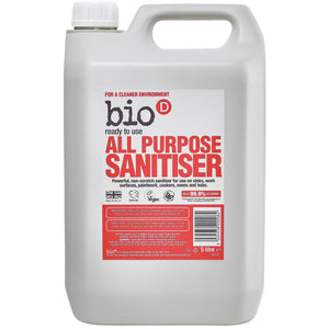 All Purpose Sanitiser Food Grade from Bio-D
