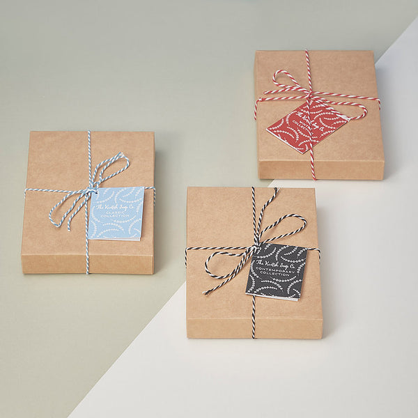 Contemporary Collection Soap Gift Box