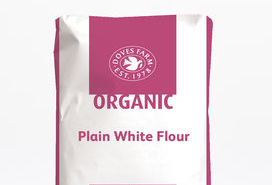 Plain White Flour Doves Farm Organic