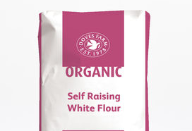 Self Raising White Flour Doves Farm Organic