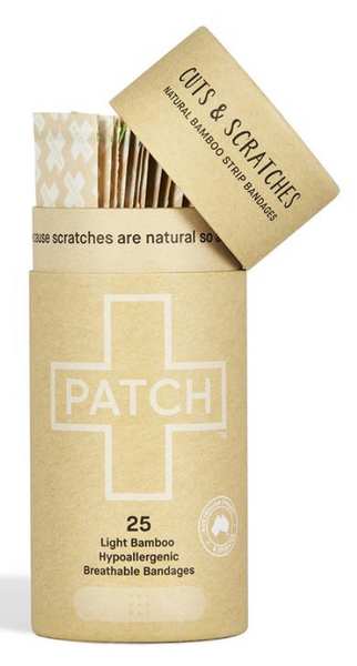PATCH Biodegradable Plasters