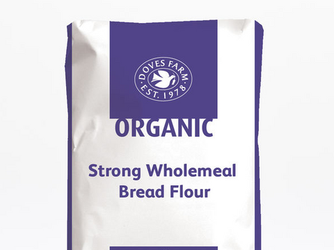 Wholemeal Flour Strong Plain Doves Farm Organic