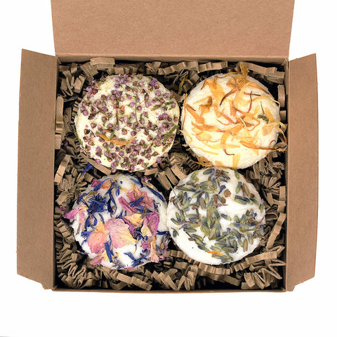Box of 4 Mixed Fragrance Bath Truffles