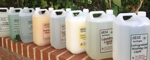 SESI Eco Washing Powder