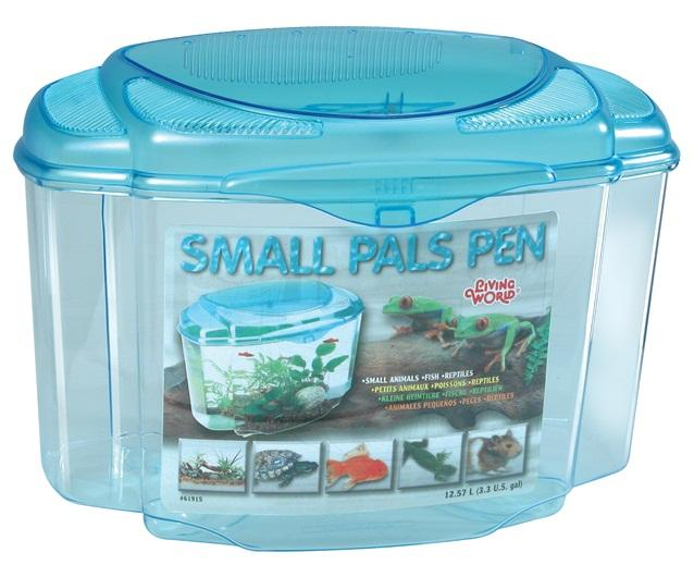 Hagen Living World Small Pals Pen Extra Large 12.57l - Reptiles UK