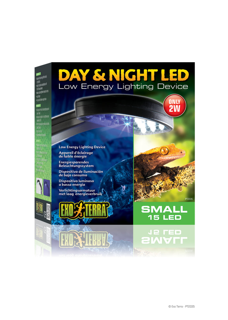 Exo Terra Day & Night LED - Reptiles UK