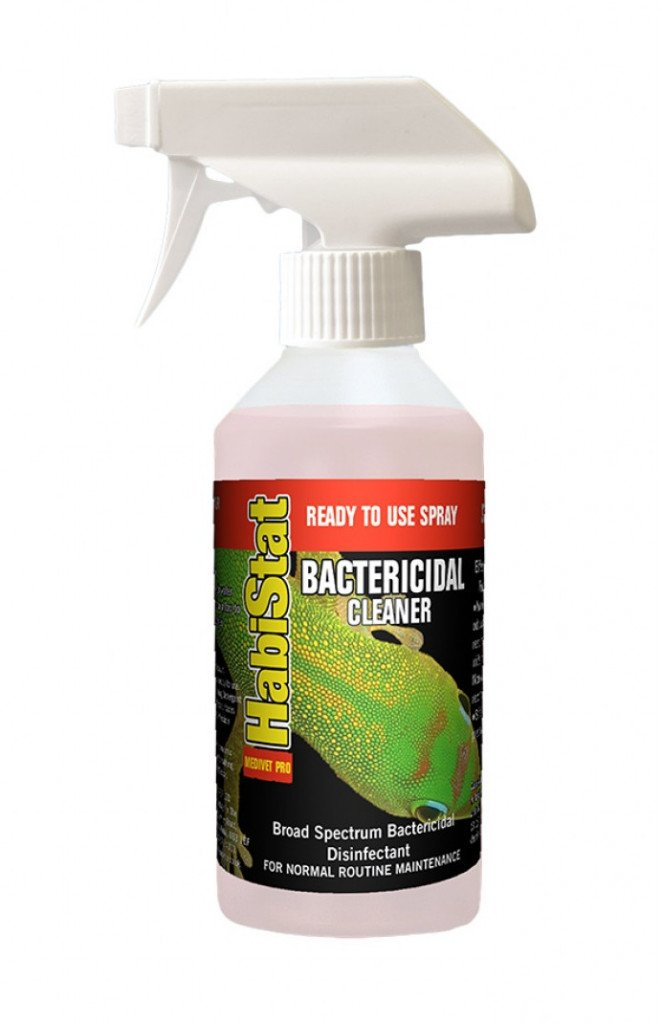 Habistat HabiStat Bactericidal Cleaner 250-500ml (Ready to Use) - Reptiles UK