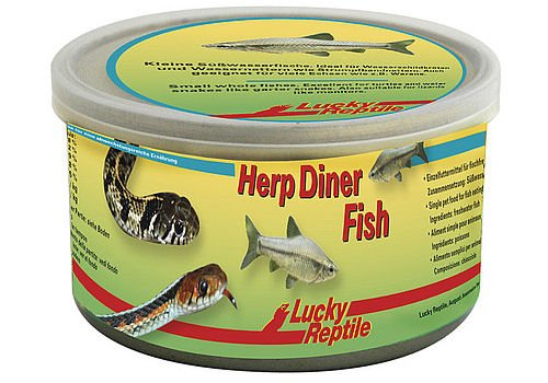 Lucky Reptile Herp Diner Fish Blend 35g - Reptiles UK