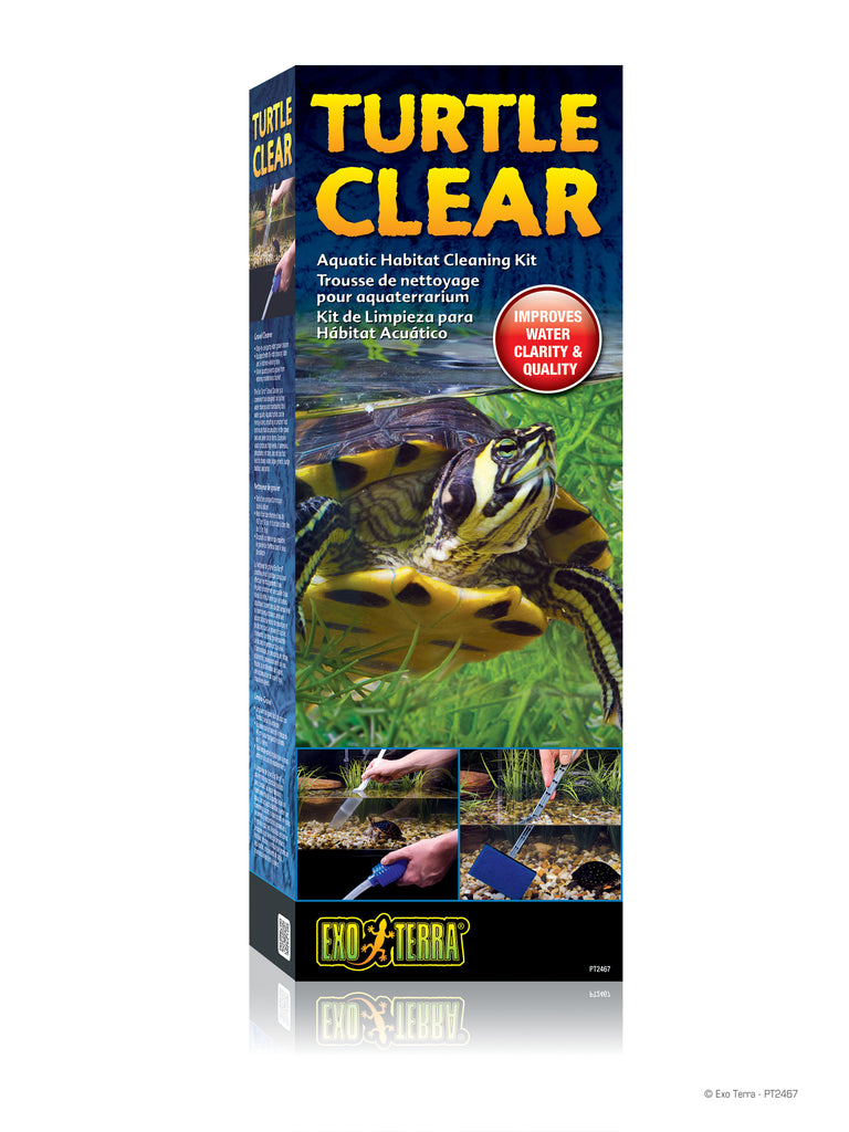 Exo Terra Turtle Clear - Reptiles UK
