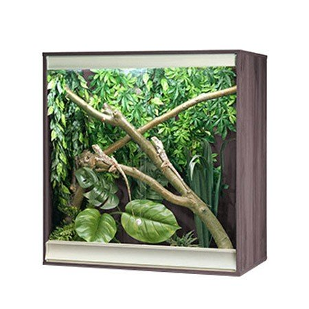 VivExotic Viva+ Arboreal Vivarium Medium Grey - Reptiles UK