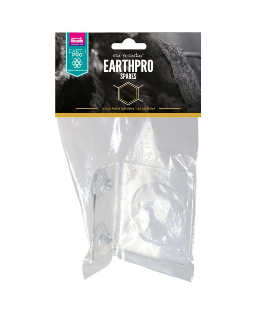 Arcadia Arcadia EarthPro Single Feeding Ledge - Reptiles UK