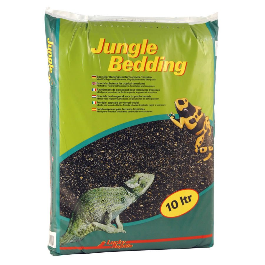 Lucky Reptile Jungle Bedding 10-20ltrs - Reptiles UK