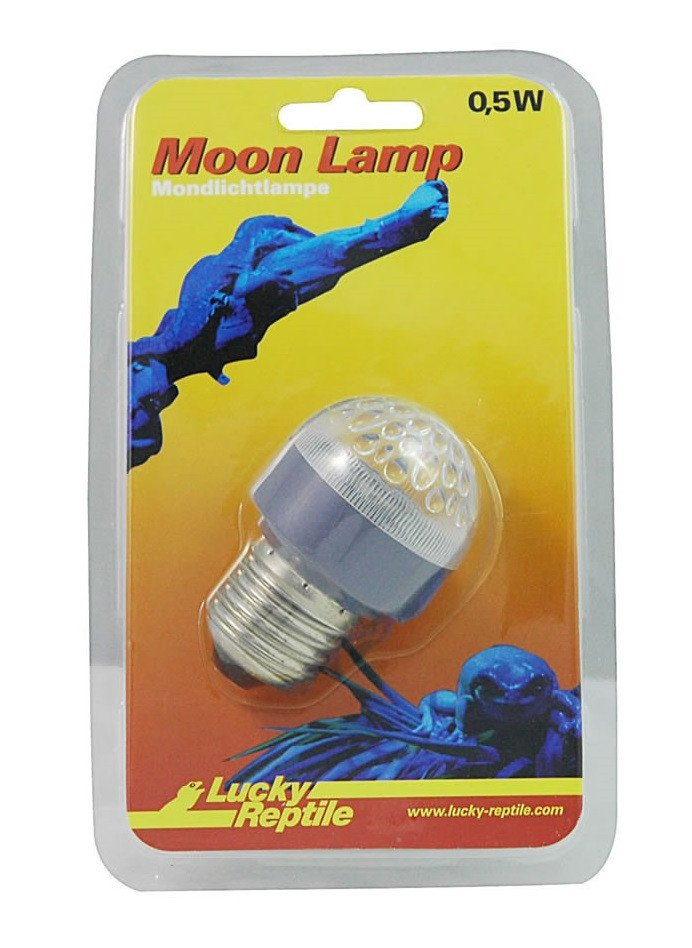 Lucky Reptile Moon Lamp - Reptiles UK