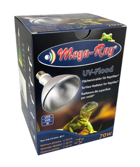 Mega-Ray Mega-Ray UV Flood Lamps - Reptiles UK