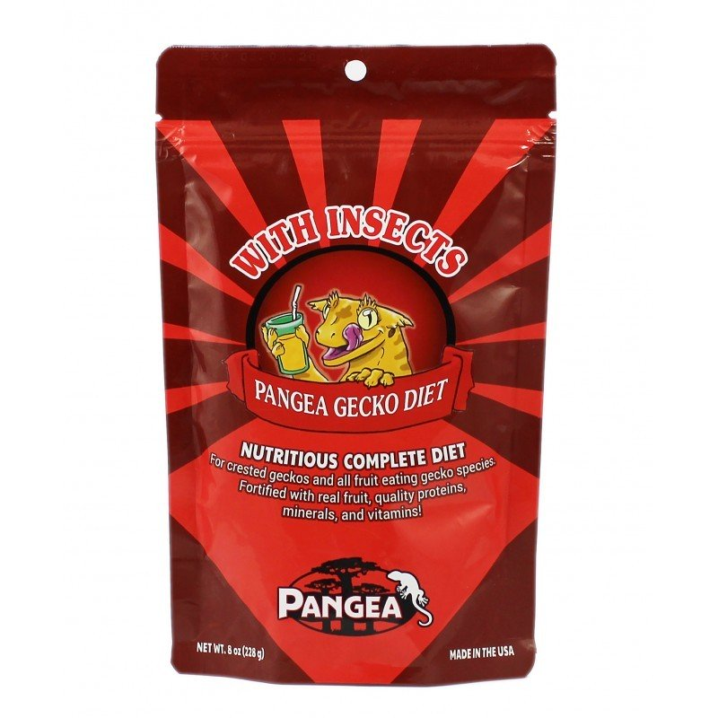 Pangea Fruit Mix Complete with Insects - Reptiles UK