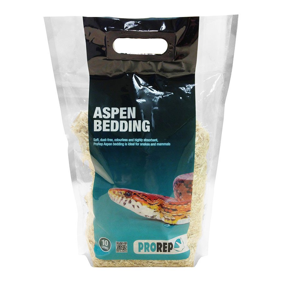 pro rep ProRep Aspen Bedding 14.5kg - Reptiles UK
