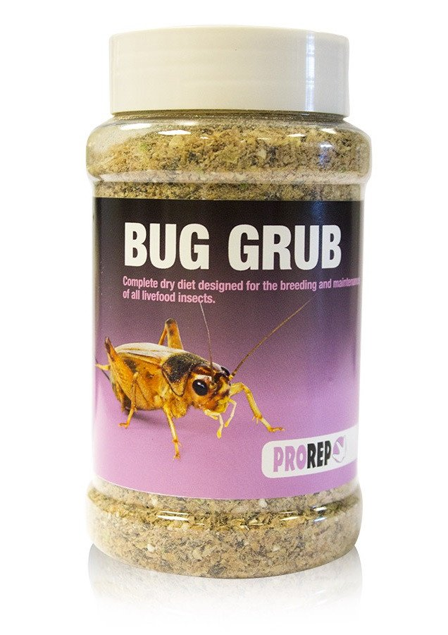 pro rep ProRep Bug Grub - Insect Food 300g-1kg - Reptiles UK