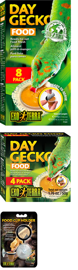 Exo Terra Day Gecko Food - Reptiles UK