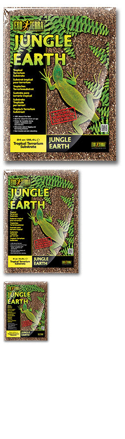 Exo Terra Jungle Earth - Reptiles UK