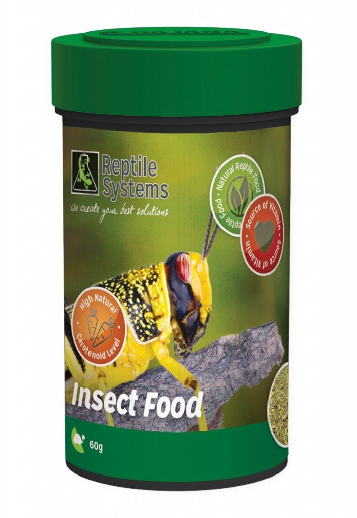 Reptile Systems Reptile Systems Insect Food - Reptiles UK