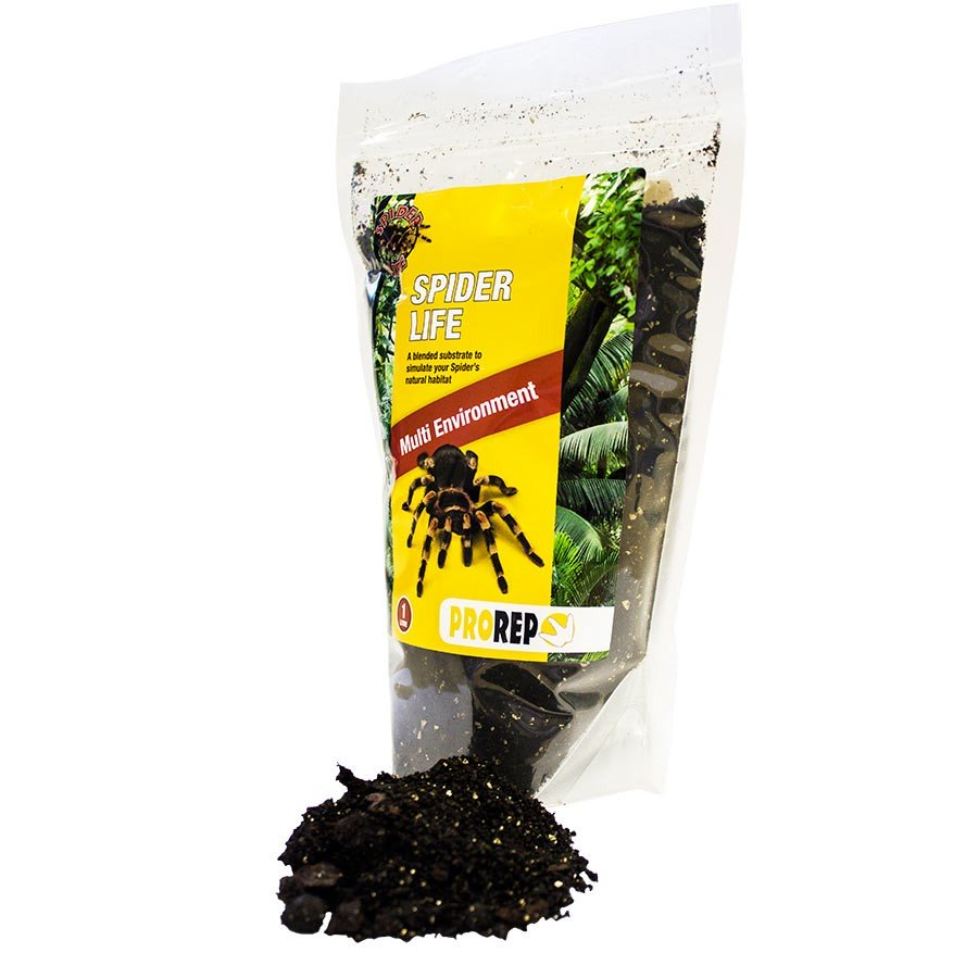 pro rep Spider Life 5-10ltrs - Reptiles UK
